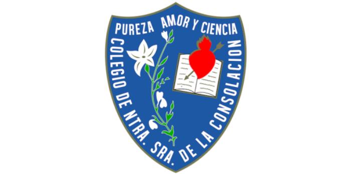 OFRECIENDO MENSAJES DE ALEGRÍA DESDE EL COLEGIO NTRA. SRA. DE LA CONSOLACIÓN