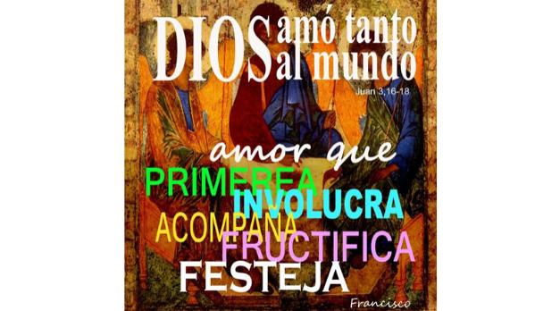 LECTIO DIVINA. SANTÍSIMA TRINIDAD