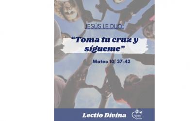 LECTIO DIVINA. XIII DOMINGO DEL TIEMPO ORDINARIO – CICLO A