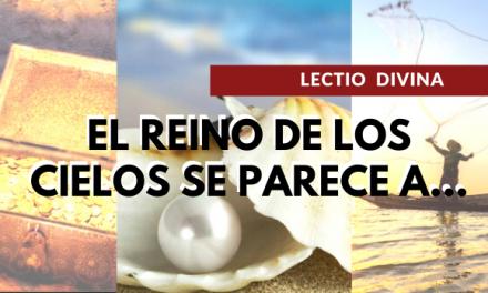 LECTIO DIVINA. XVII DOMINGO DEL TIEMPO ORDINARIO – CICLO A