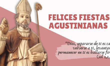 CIRCULAR DE LAS FIESTAS AGUSTINIANAS