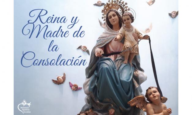 REINA Y MADRE DE LA CONSOLACIÓN