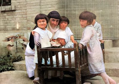 3. V. M. ESPERANZA. CHINA, 1932