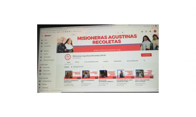 CANALES Y REDES DE COMUNICACIÓN MAR  AL SERVICIO DE LA EVANGELIZACIÓN