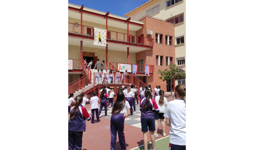 CONVERSIÓN DE SAN AGUSTÍN-DÍA DEL COLEGIO ENGRANADA