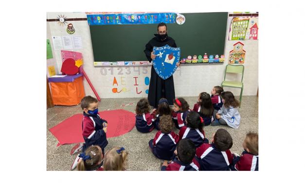 Día del Colegio en Primaria y ESO – Conversión de San Agustín –