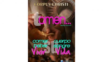 LECTIO DIVINA- EL SANTÍSIMO CUERPO Y SANGRE DE CRISTO – 06 DE JUNIO