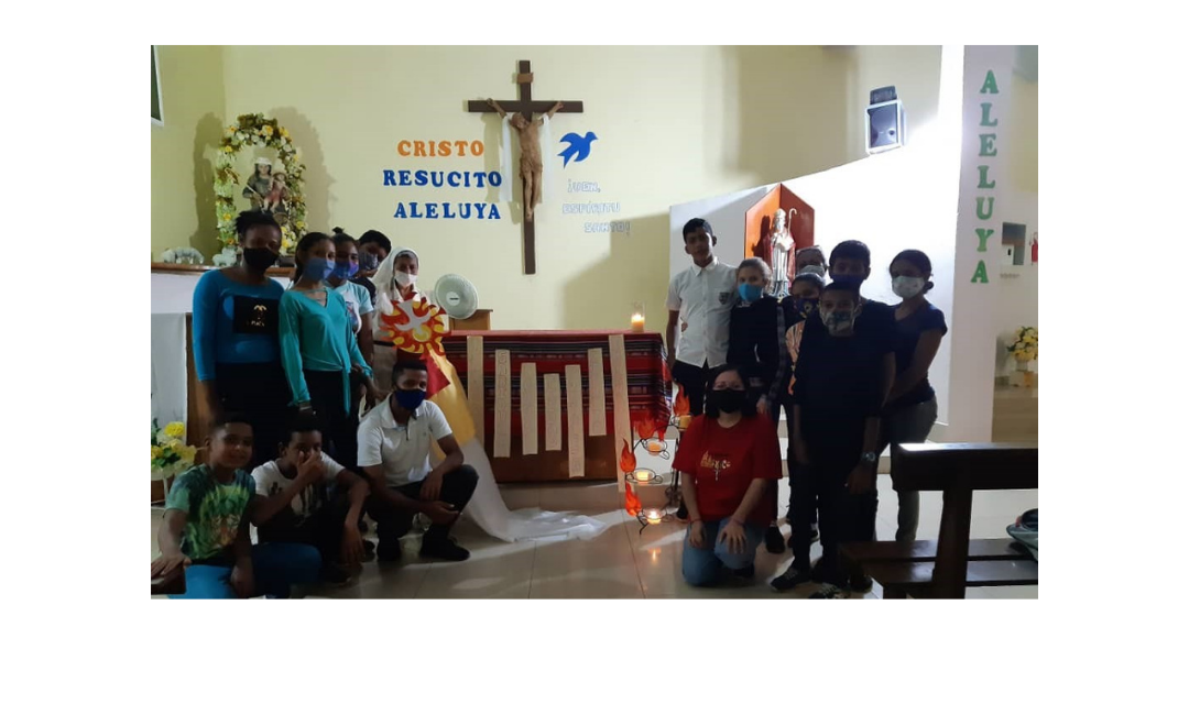 VIGILIA DE PENTECOSTÉS ¡VEN, ESPÍRITU SANTO!