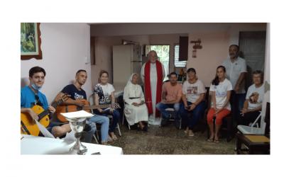 """Compartir – Semana vocacional MAR – """"En Dios amarlo todo, amar a todos"""" ( M. Esperanza)"""