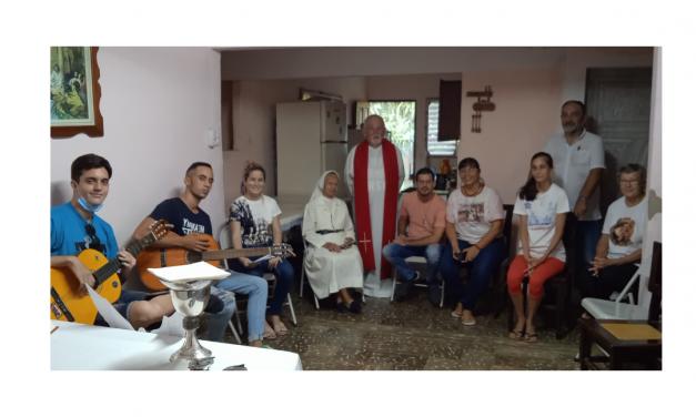Compartir – Semana vocacional MAR – «En Dios amarlo todo, amar a todos» ( M. Esperanza)