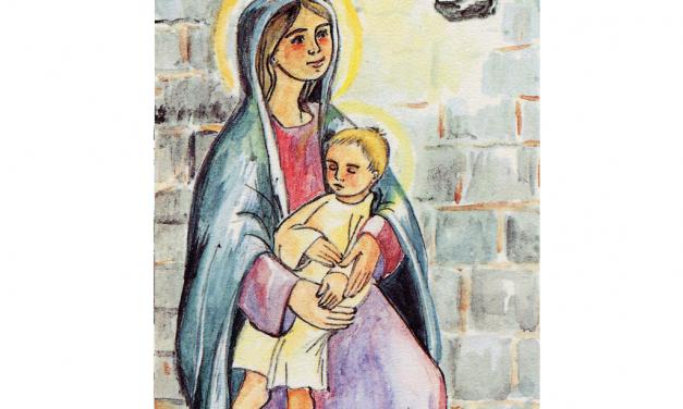 EN EL REGAZO DE MARIA