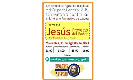 INVITACIÓN AL III ENCUENTRO DE LAICOS