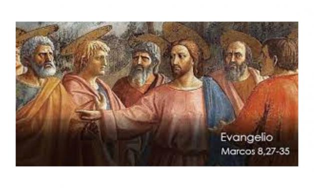 LECTIO DIVINA- XXIV DOMINGO DEL TIEMPO ORDINARIO – 12 DE SEPTIEMBRE